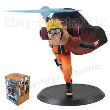 "Naruto Shippuden XTRA 01 Uzumaki Naruto 15cm / 6"" Figure Statue New In Box"