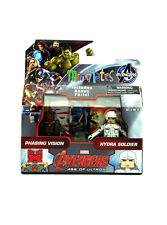 Marvel Minimates Phasing Vision & Hydra Soldier Series 63 Avengers Age Of Ultron