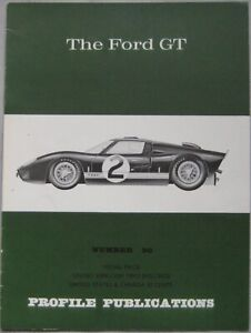 Profile Publications magazine Issue 90 featuring Ford GT40