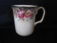 Royal Albert  - AUTUMN ROSES - Coffee Mug Bristol Shape NEW