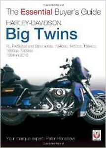 Harley-Davidson Big Twins: FL, FX/Softail and Dyna Series - 1340cc, 1450cc, 1584