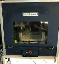 Roland Modela Mdx 540 3 D Cnc Milling Machine Used Very Good Condition