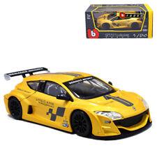 Bburago 1:24 Renault Megane Trophy Diecast Metal Model Car Toy