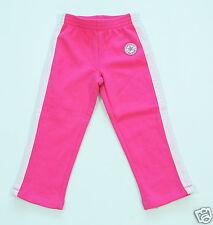 Neuf ALL STAR CONVERSE enfants fille pantalon de survêtement Jogging rose