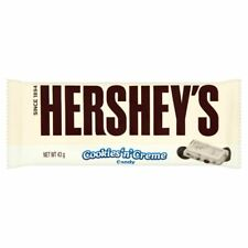 Hershey's White Chocolate Bar Cookies and Cream 43g x 36 Bars US American Candy