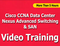 CCNA-CCENT ROUTING & SWITCHING 100-105 ICND1 Video Training