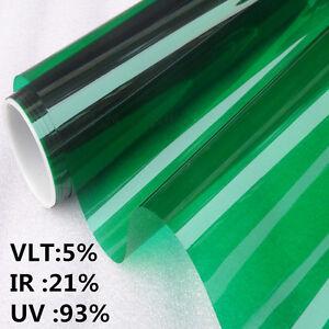 Decorative Non Reflective Window Glass Film Solar Tint Architectural Film 9color