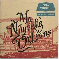 EDDY MITCHELL : MA NOUVELLE ORLEAN - (2 TITRES) [ CD SINGLE ]