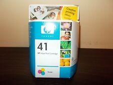 HP Inkjet Tri-color Print Cartridge # 41 New in Box  Expire Date Mar.2006 SALE!!