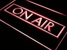 i480-r On Air Recording Studio NEW NR Neon Light Sign