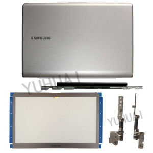 For Samsung NP530U3C NP530U3B NP535U3C Lcd back cover/ Bezel/hinges/hinge cover