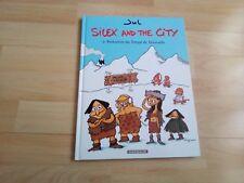 SILEX AND THE CITY TOME 2 REDUCTION DU TEMPS DE TROUVAILLE