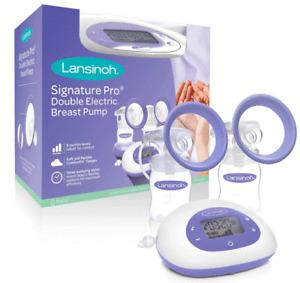 Lansinoh SignaturePro Double Electric Breast Pump 044677530507YN