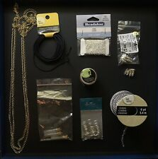 Lot Of Assorted Jewelry Making Supplies
