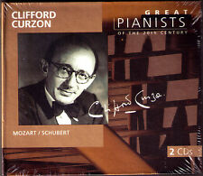 Clifford Curzon: Great Pianists of the 20th Century 2cd Mozart Schubert Kertesz