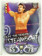 "Slam Attax - #310 RICKY ""THE DRAGON"" STEAMBOAT-Live 2018"