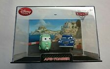 DISNEY STORE DISNEY PIXAR CARS 2 APE AND TOMBER DIE CAST COLLECTOR'S CASE