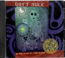 Gov't Mule, Blind Man In The Dark; 2 track Pr-CD Single