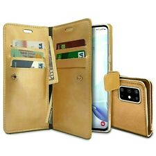 Galaxy Note 20 Genuine MERCURY Goospery Mansoor Gold Flip Case Wallet Cover