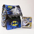 Zaino Estensibile Batman 160650/A Cuffie in Omaggio,zaino scuola,Zaino Batman
