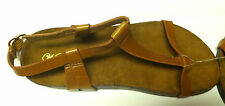 WANTED - SANDALS--CORK STYLE - BROWN - SZ 5.5 -  NWOB - B-SHO-3