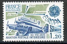 STAMP / TIMBRE FRANCE N° 2046 ** SIMOUN AVIATION POSTAL
