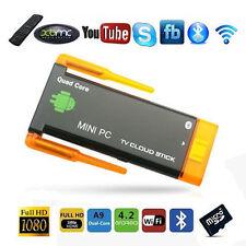 Quad Core Android 2G+8G Smart TV BOX Stick 1080P HDMI Player WIFI CX919 TY