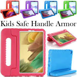 For Samsung Galaxy Tab A7 Lite 8.7 T220 Case Cover Kids Friendly Handle Stand