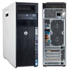 HP Z620 Workstation 2x Xeon E5-2690 2.9ghz 16-Cores / 128gb / 2Tb / K600 / Win10