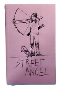 Street Angel Art Sketch Pin-up book Jim Rugg