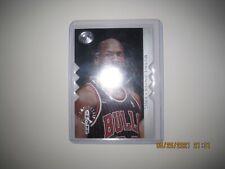 "Michael Jordan 1996 Upper Deck SP ""Championship Shots"" Die-Cut Card #S16"