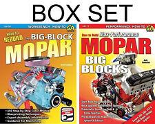 Mopar Big Block Rebuild And Performance Box Set