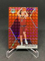 2019-20 Panini Mosaic DYLAN WINDLER Red Prizm Rookie Card RC #208 Cavaliers
