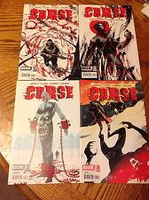 Curse Set #1-4 - Boom Studios - Movie Soon