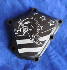 YAMAHA YFZ 450R 2012 CARB/'D MODELS FLAMES BILLET ALUMINUM THROTTLE COVER