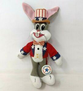 VTG 1977 Dakin Looney Tunes WB Bugs Bunny Great America Stuffed Plush Toy RF21