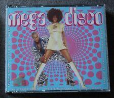 Mega Disco, pet shop boys indeep france joli ottawan village people ect. , 4CD