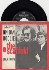 "THE SCAFFOLD GIN GAN GOOLIE RARE 1969 RECORD YUGOSLAVIA 7"" PS 45rpm"