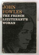 THE FRENCH LIEUTENANT'S WOMAN by JOHN FOWLES 1969 1st EDITION W/DJ 1st PRINT