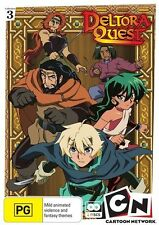 Deltora Quest: Collection 3 Escape from the Monster Vraal! - Various NEW R4 DVD