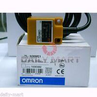 OMRON Proximity Switch TL-N20ME1 TLN20ME1 New in Box NIB Free Ship