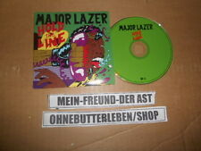 CD Indie Major Lazer - Hold the Line (2 Song) Promo V2 REC / COOP DOWNTOWN