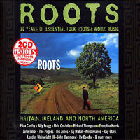Roots - 20 Years of Essential Folk, Roots & World Music *** BRAND NEW 2CD SET **