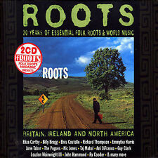 Roots 20 Years Of Essential Folk, Roots & World Music [2CD Set] **NEW**