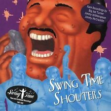 Turner,Witherspoon, Swing Time Shouters, Excellent, Audio CD