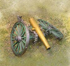 The Collectors Showcase Civil War Cs00445Usd Destroyed Union Napoleon Cannon Mib