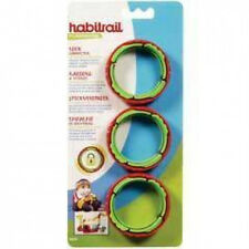 Habitrail Playground Lock Connectors 3 per Card
