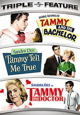 Tammy and the Bachelor/Tammy Tell Me True/Tammy and the Doctor (DVD, 2008, 2-Di…