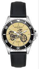 Geschenk für Kreidler Florett Motorrad Fahrer Fans Kiesenberg Uhr L-20451