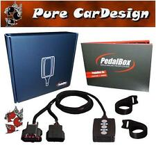 DTE Pedalbox 3S BMW 3er E90 E91 E92 E93 2006-12 335d 286PS Chiptuning Pedal-Box